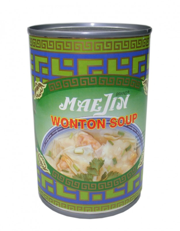 410ml maejin wonton suppe wantan wan tan soup wonton soup lebensmittel suppen. Black Bedroom Furniture Sets. Home Design Ideas
