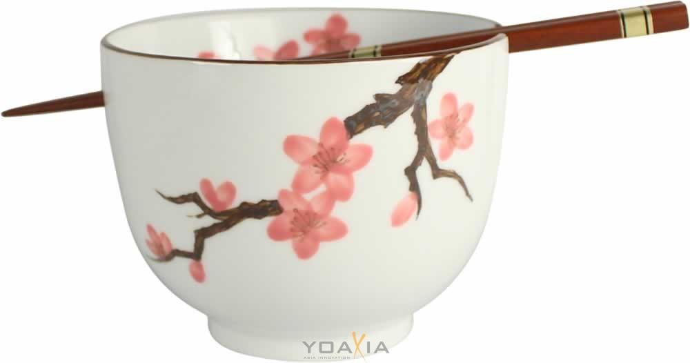 ii wahl sakura suppen nudel reisschale essst bchen soba bowl ambiente geschirr. Black Bedroom Furniture Sets. Home Design Ideas